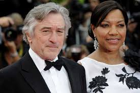 Robert De Niro and wife Grace Hightower. It took 100 years for interracial marriages to be sanctioned in the US, it took gay marriage just 10.